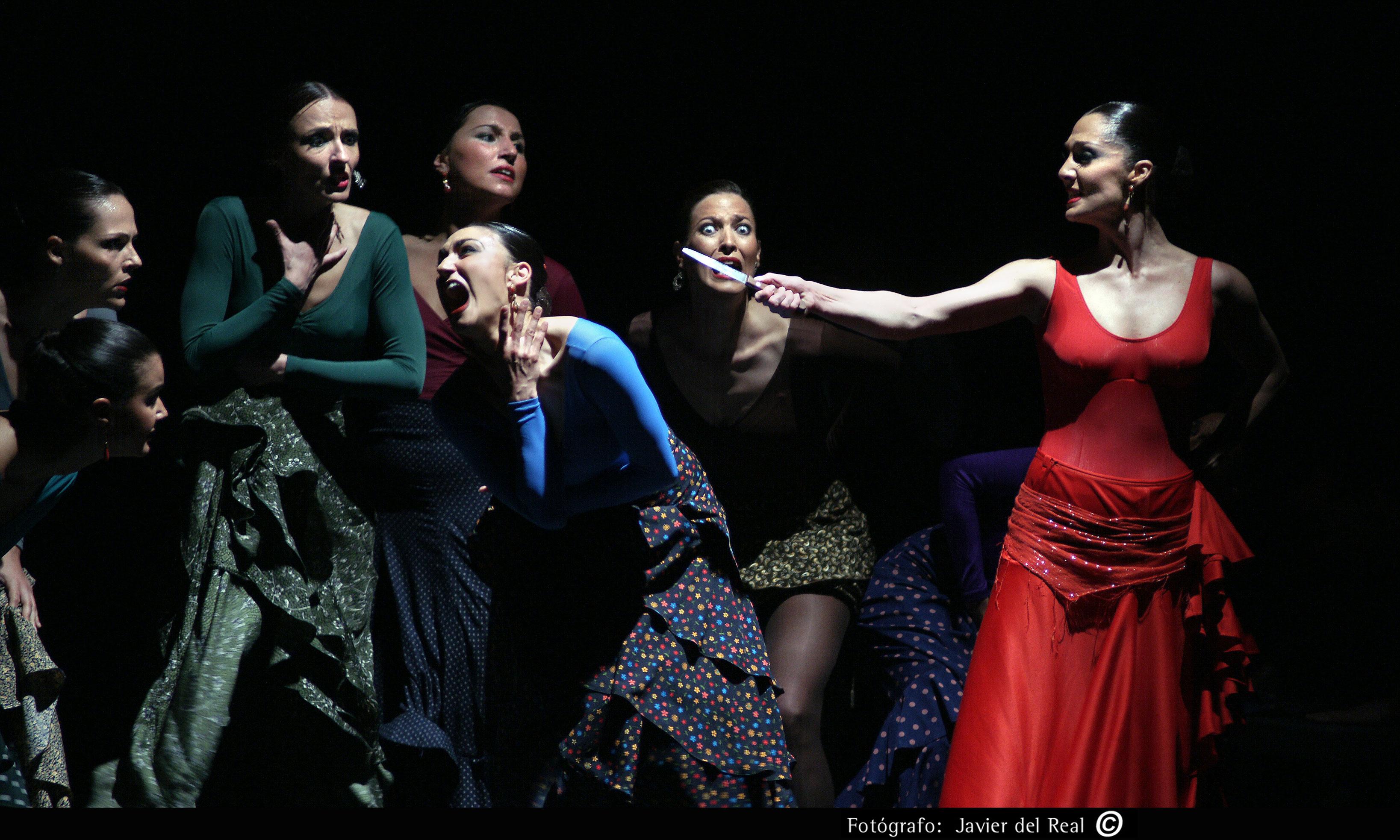 Taller de introducci n al flamenco gades Teatros del canal entradas