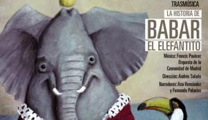 Babar el elefantito cuento musical