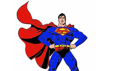 superman-heroes-teatro-griego