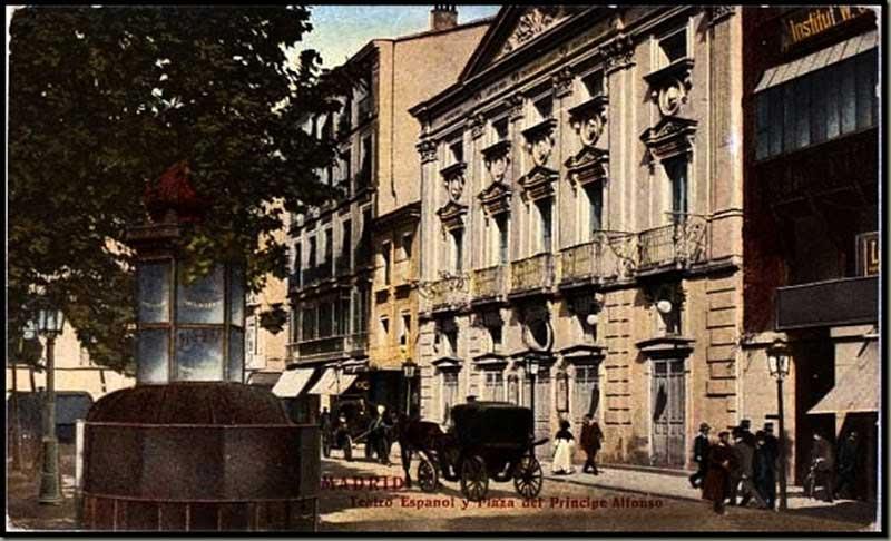 Teatro-Espanol-y-Cafe-del-Principe