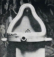 Duchamp-fountain-arte-contemporáneo