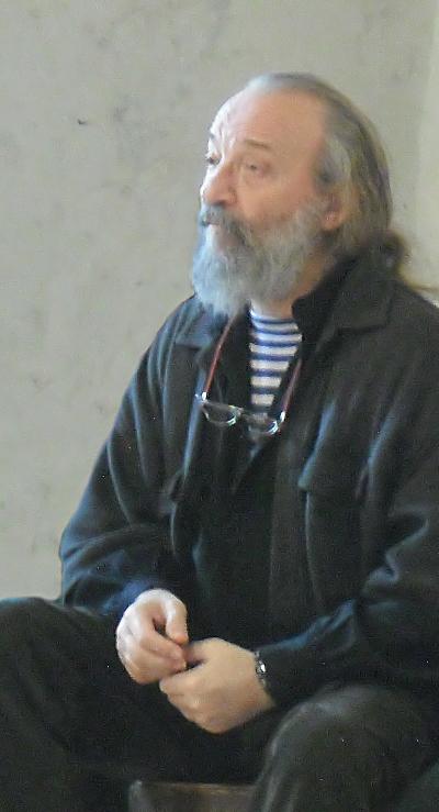 Anatoli Vassiliev la noche de los teatros