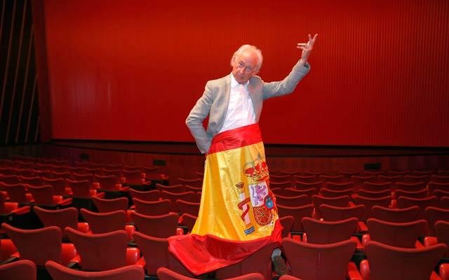 El Sermon del Bufon Albert Boadella Teatros del Canal Temporada de teatro 2016-2017 Foto Angel de Antonio