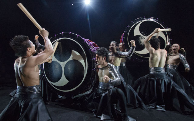 TAO Samurai of the drum Teatros del Canal Temporada 2016 2017