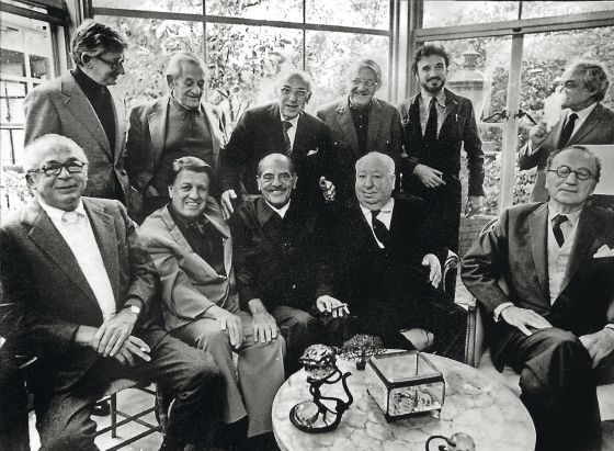 Luis Bunuel Jean Claude Carriere Bunuel HItchcock Billy Wilder