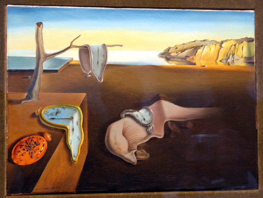 Surrealismo-Dali-la-persistencia-de-la-memoria-foto-Via-Tsuji