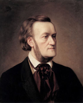Compositores-de-musica-clasica-Richard-Wagner