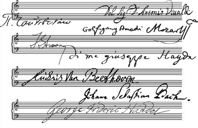 10 compositores de m sica cl sica claves en la historia for Musica clasica para entrenar