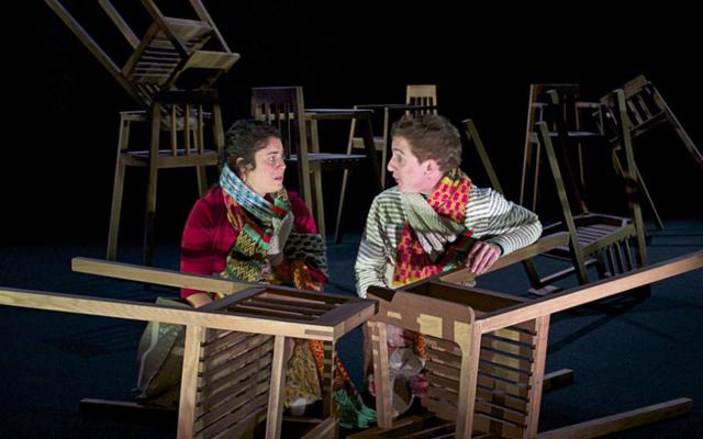 teatro para ninos en Madrid Gretel et Hansel Foto Francois Xavier Gaudreault