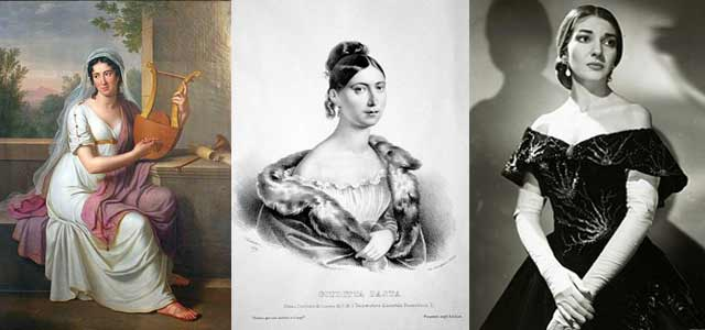 caracteristicas-de-la-opera-Isabella-Colbran-Giuditta-Pasta-Maria-Callas