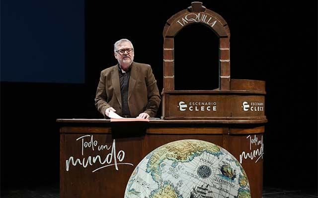 presentación de espectáculos en madrid de escenario clece