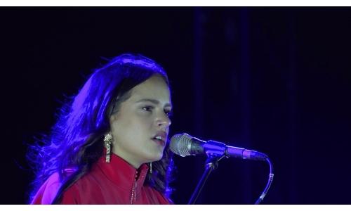 rosalía es una de los cantantes de flamenco actuales más escuchados en spotify